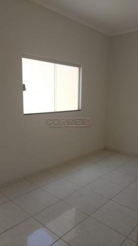 Casa à venda com 2 dormitórios em Jardim das oliveiras, Aracatuba cod:V34961 - Foto 6