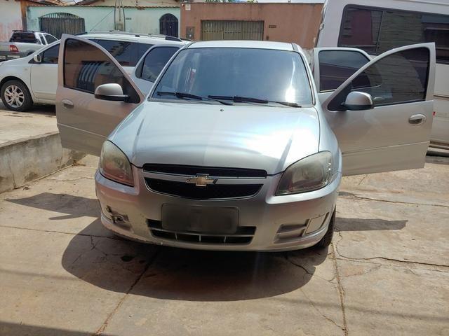 Chevrolet Celta LT - Completo