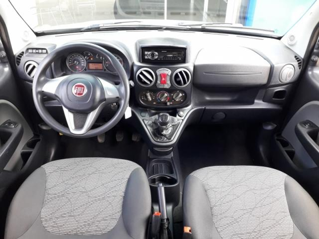 FIAT DOBLO 1.8 MPI ESSENCE 7L 16V FLEX 4P MANUAL. - Foto 5