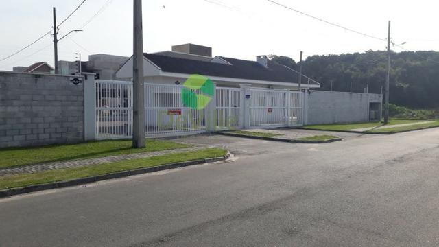 Terreno em Condomínio Guaratuba-PR. 3 Quadras do mar. Entrada R$100.000+31X R$2.157,10 - Foto 9
