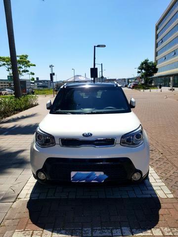 New Kia Soul Teto Solar Panorâmico Impecável - Foto 5