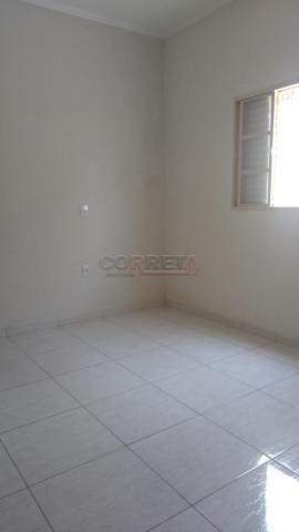 Casa à venda com 2 dormitórios em Jardim das oliveiras, Aracatuba cod:V34961 - Foto 8