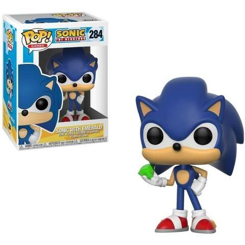 Sonic Colecionável