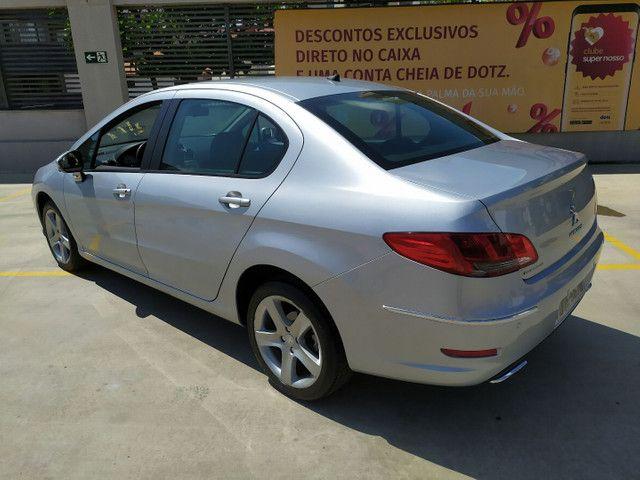 408 2013/2014 2.0 ALLURE 16V FLEX 4P AUTOMÁTICO - Foto 3