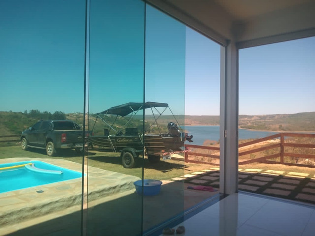 Casa com vista panorâmica para o Lago Corumbá IV