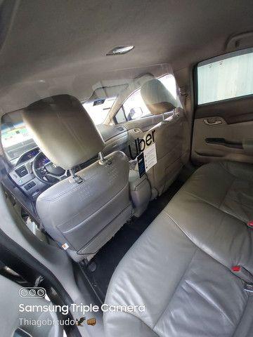 Civic 2012lxs automático com Gnv - Foto 4