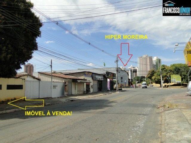 Casa Comercial no Setor Coimbra, Imóvel Comercial, encostado no Hiper Moreira, lote 450 m² - Foto 2