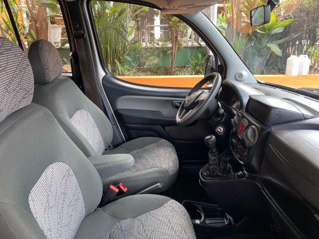 Fiat Doblo Essence 1.8 E-Torq 2019 impecável, somente de BH, Ipva 2021 quitado! - Foto 12