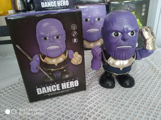 Dance hero do thanos ( ou outros, pode escolher) por 99,90