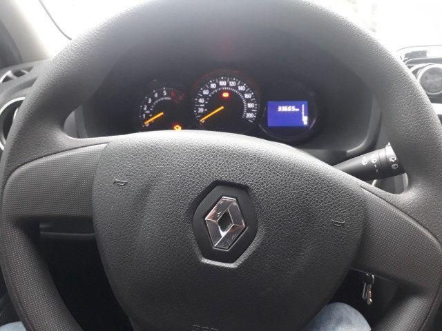 Renault Sandero, único dono Joinville - Foto 4