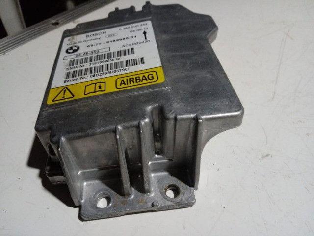 Módulo Airbag Bmw X5 4.8 2007/2010 - Foto 2