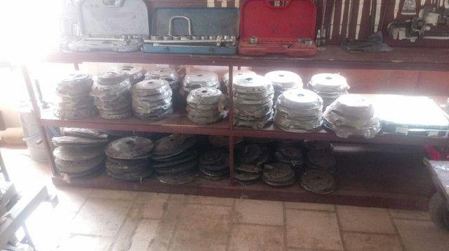 Chapas e discos de embreagem  - Foto 2