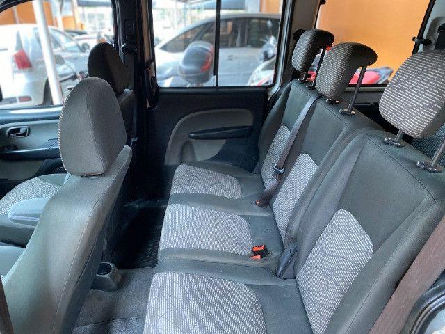 Fiat Doblo Essence 1.8 E-Torq 2019 impecável, somente de BH, Ipva 2021 quitado! - Foto 11