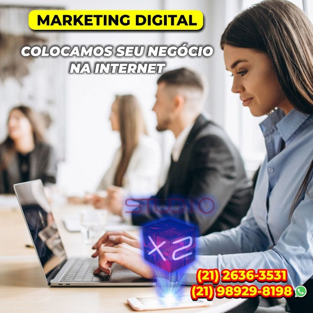 Marketing Digital Completo - Rio - Foto 2