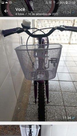 Bicicleta ceci infantil aro 20,dá pra uma criança até 08 anos - Foto 4