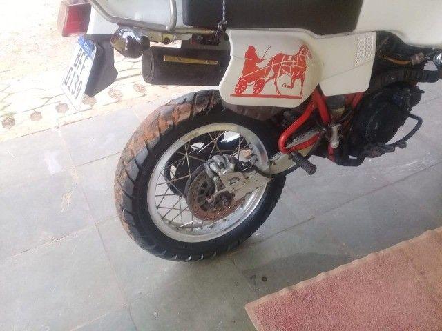 Moto Yamaha tenere 600 - Foto 9