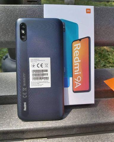 Último sábado do mês com super oferta ' Smartphone Xiaomi Redmi 9 a - 5000 mAh de bateria - Foto 2