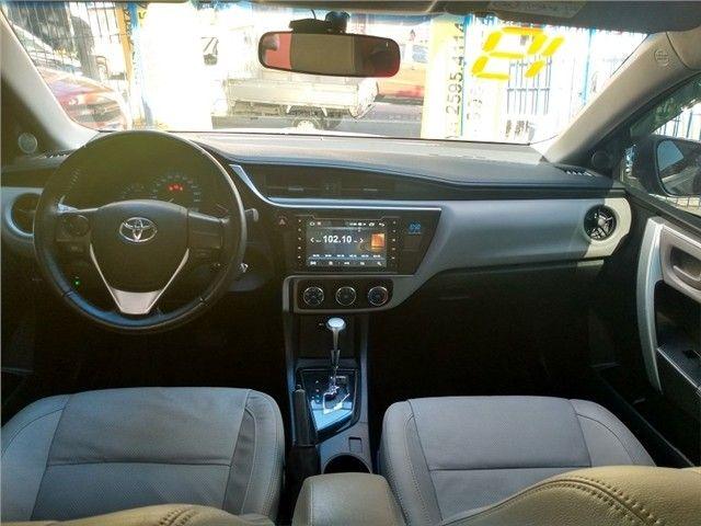 Toyota Corolla 2019 1.8 gli upper 16v flex 4p automático - Foto 6