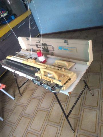 Máquina de tricô Elgin Brother 840