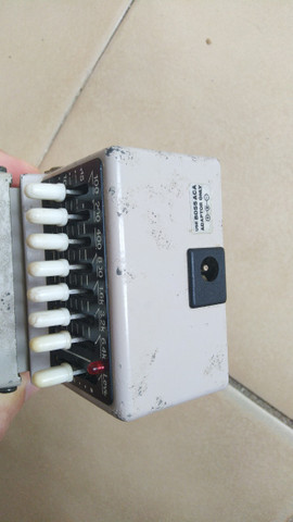 Pedal Boss GE-7 Equalizer Made in Japan - Foto 2