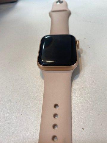 Apple Watch series 5 40mm rosê - Foto 4