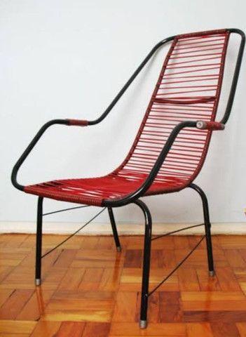 Reformo cadeira de macarrão