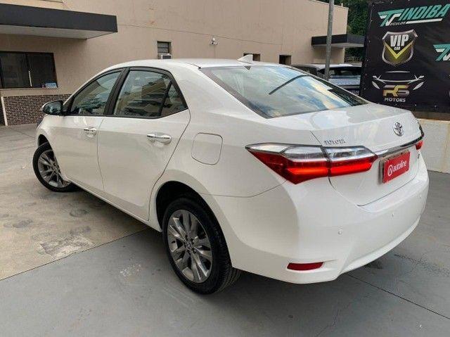 Corolla XEI Branco AUT 2019 - Foto 6