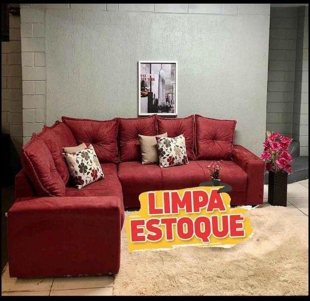 Sofaa novos peças avulsa apartir  de 399 - Foto 3