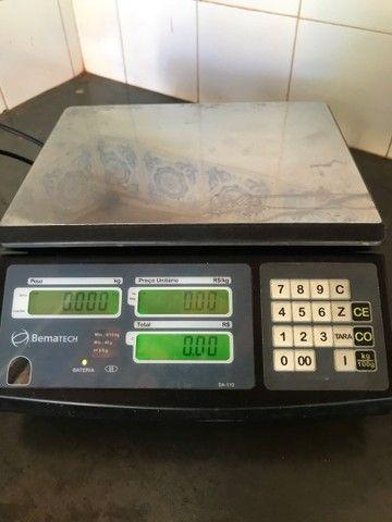 Balança Bematech 15kg Pouquíssimo usada  - Foto 2