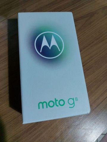 Moto g8 64gb novooo