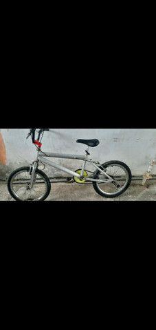 Bicicleta para manobraa em aluminio  - Foto 4