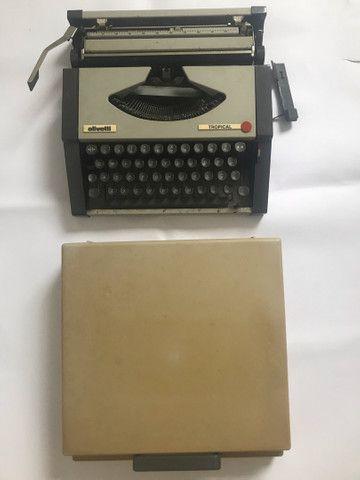 Máquina de datilografia antiga - Foto 4
