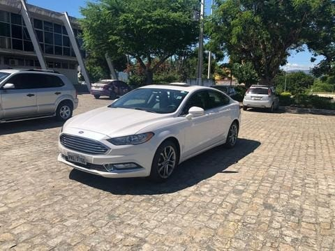 Ford Fusion Eco bust 2016/2017