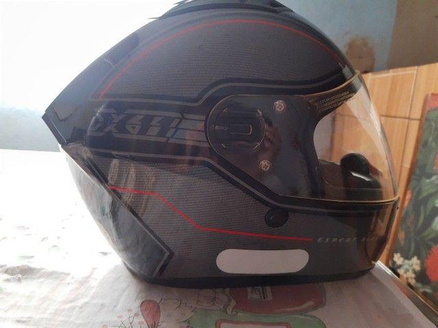 Capacete X11 expert riders  - Foto 5