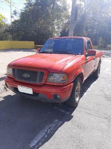 Ford Ranger 2008 Sport XLS 10A 4X2 - GNV 5° geração Motor 2.3 Completa  - Foto 6