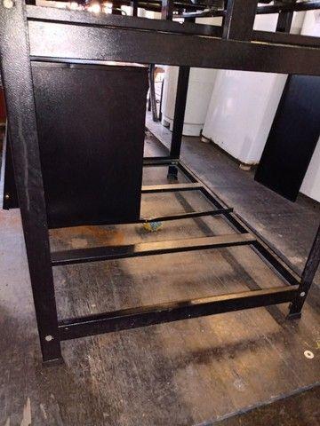 Fogão 6 bocas industrial com forno - Foto 4
