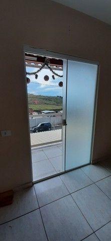 Carandaí MG - Casa Geminada - aceito trocas(lote, carro, etc) - Foto 15