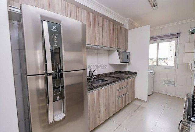 APARTAMENTO com 2 dormitórios à venda com 77.5m² por R$ 305.000,00 no bairro Fanny - CURIT - Foto 2
