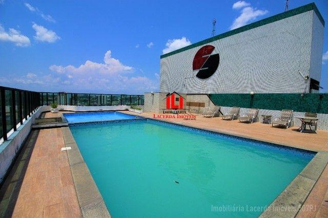 Residencial Nau Captânia Apto de 193 M² 03 Suites - Varanda Ampla  - Foto 13