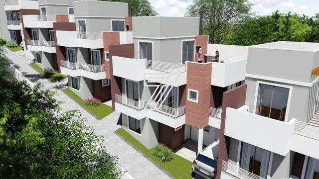 Sobrado com 151m² com 3 quartos e churrasqueira no terraço em Campo Comprido - Curitiba -  - Foto 19