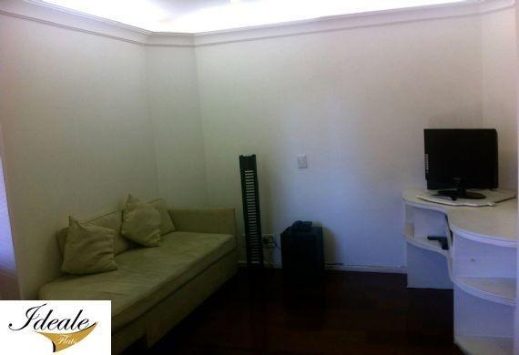 Flat em Moema 4 dormitorios - Foto 12