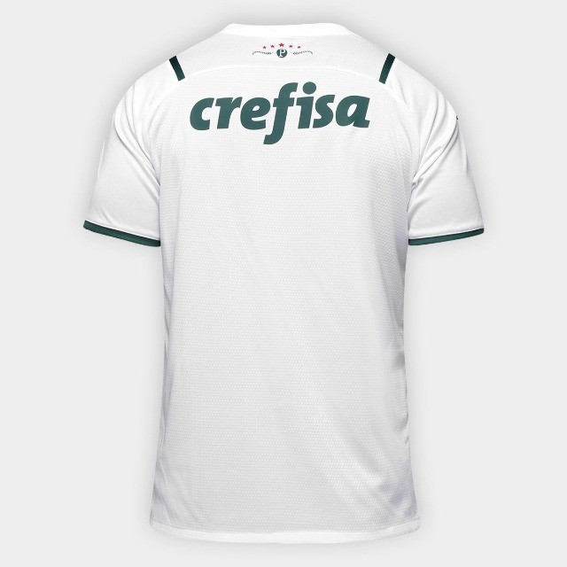 Camisa Palmeiras II 21/22 s/n° Torcedor Puma Masculina - Foto 2