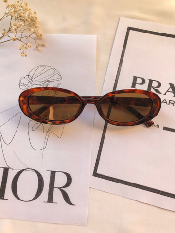 Óculos de Sol Vintage Cores - Foto 4