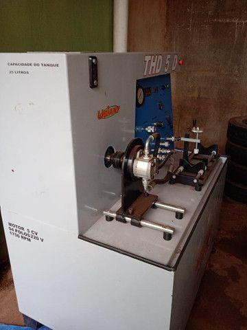Bancada de Direção Hidraulica