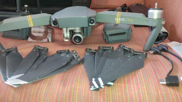Drone Dji MAVIC PRO COMBO FLY MORE - Foto 6