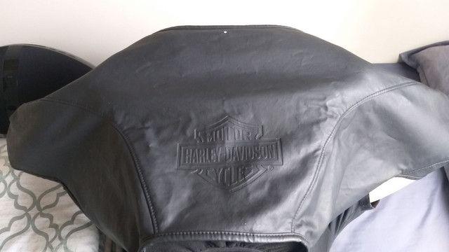 Protetor do morcego Harley ultra e street glide