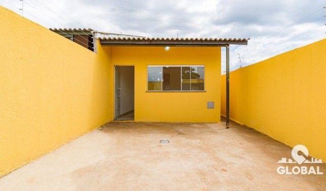 Casa com 2 dormitórios no Jardim Ingá - Próximo á BR - Foto 2
