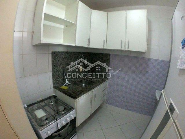 Apartamento 1/4 mobiliado no Jardim Aeroporto, Lauro de Freitas/BA - Foto 3