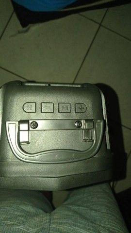 Vendo está caixa de som Bluetooth novo entrada para microfone * zp  - Foto 3