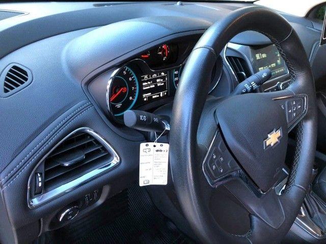 Cruze Sedan  Lt 1.4 Turbo Flex Aut. Único Dono! - Foto 5